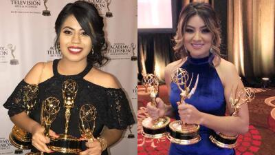 En fotos: Univision Arizona recibe 14 Emmys de la Academia de Arte y Televisión