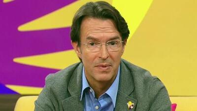 Fernando Landeros, presidente de la Fundación Teletón, anunció que tiene cáncer