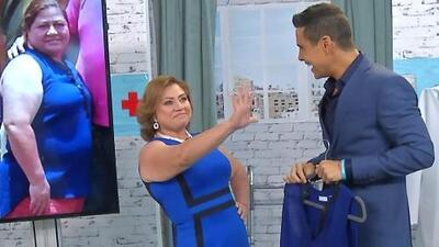 """Tras sentirse """"una piñatita"""", esta mujer está viviendo una nueva vida lejos de la obesidad gracias a Yes You Can!"""
