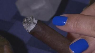 ¿En qué consiste la tabacomancia o lectura del tabaco?