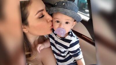 Baby Luca llegó para cambiar la vida de La Bronca y ella comparte los mejores y peores momentos junto a él