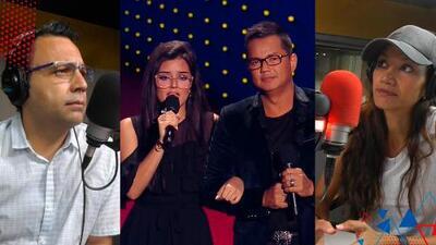 Mia Sánchez, hija de Charlie Zaa, tiene impresionados a Omar y Argelia con su activismo