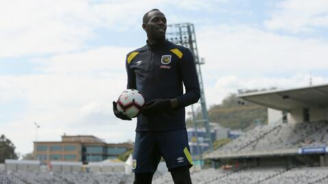 Por fin llegó el día: Usain Bolt se estrenará como futbolista profesional