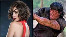 ¿Catalina Creel o su papel en 'Rambo'?: así respondió Paz Vega cuando le hicieron una pregunta complicada