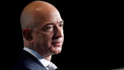 Jeff Bezos acusa al 'National Enquirer' de querer chantajearlo con fotos suyas desnudo