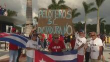 Cuba cierra su participación en el Preolímpico de béisbol en medio de protestas por la libertad de la isla