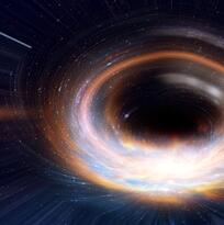 """Es tan grande que """"no debería existir en nuestra galaxia"""": descubren un """"monstruoso"""" agujero negro"""