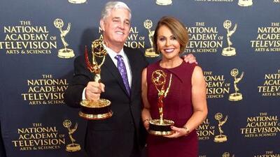 Univision gana dos premios Emmy por el Noticiero y un reportaje de Primer Impacto