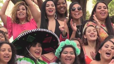 El show La Reina de la Canción pasó por San Antonio buscando talento