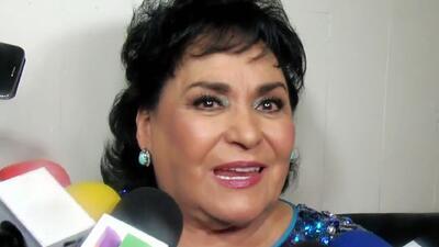 Carmen Salinas ya no saca las uñas ni por Malillany Marín ni por nadie