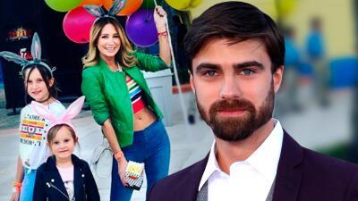 Santiago Ramundo aclara si ya conoció a las hijas de Geraldine Bazán