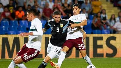 Argentina vs. Mexico: Live, TV Channel, Live Stream international friendly | 10 de Septiembre
