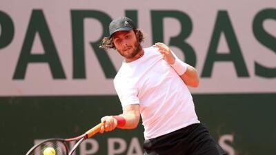 Marco Trungelliti, el tenista argentino que hizo frente a la corrupción en el tenis