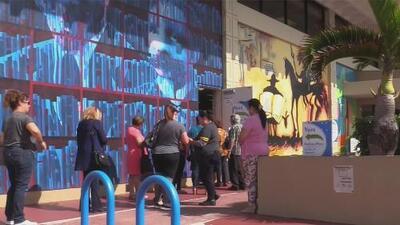 Condado de Miami-Dade rompe récord de participación en las elecciones de medio término