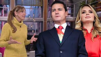 Lili Estefan tiene esto que decir del divorcio de Angélica Rivera tras las fotos de Peña Nieto con otra