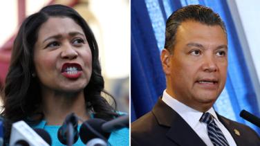 """""""Este es un golpe para la comunidad afroamericana"""" alcaldesa de San Francisco critica nombramiento de Alex Padilla para el Senado"""