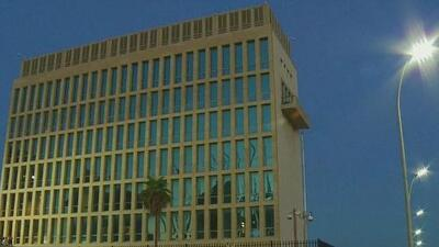 Embajada de EEUU en Cuba permanece cerrada por reestructuraciones tras el huracán Irma