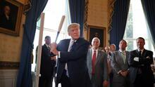Trump descubre que no es tan fácil 'matar' el legado de Obama