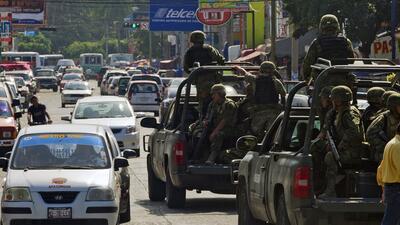 Detienen en México al presunto operador financiero del Cártel Jalisco