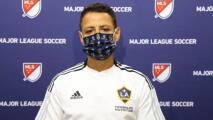 """Chicharito sobre críticas a la MLS: """"Estoy enfocado en crecer"""""""