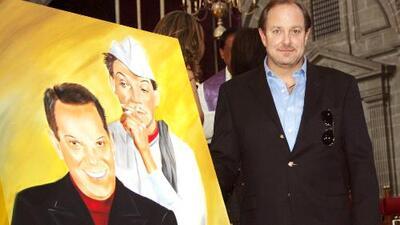 La viuda de Mario Moreno Ivanova organizó la tradicional misa por el cumpleaños de 'Cantinflas'