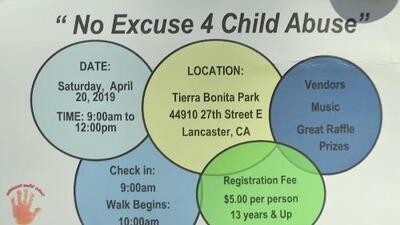 Comunidad de Lancaster se une para exigir leyes más severas que protejan a los niños de abusos y tragedias