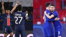 Antecedentes del Chelsea y PSG en Semis de Champions League
