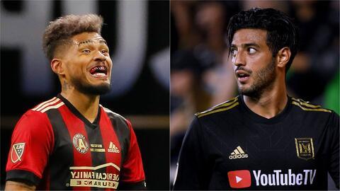 Josef Martínez vs. Carlos Vela: estadísticas que ilusionan al mexicano en la MLS