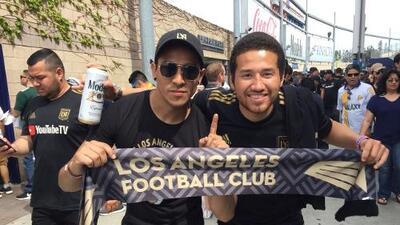 Inicia la rivalidad: la tradición del LA Galaxy vs. lo nuevo del LAFC