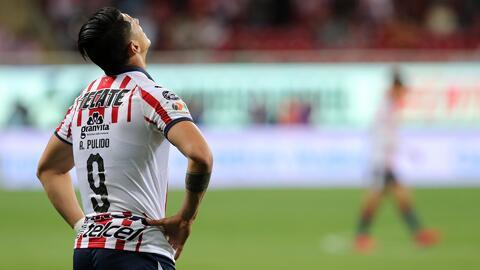 ¡Una temporada para el olvido! Los números no acompañan a Alan Pulido en este Clausura