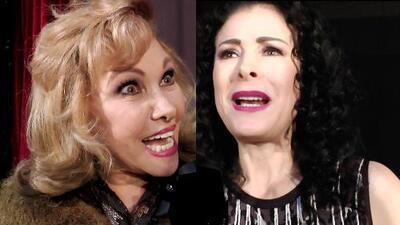 Son muy amigas pero Lourdes Munguía y Aida Pierce no están de acuerdo en algo: citas en linea