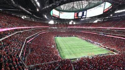 ¡Histórico! Atlanta United bate el récord de asistencia en la MLS con 70.425 espectadores