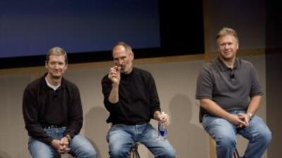 Steve Jobs rechazó la oferta de Tim Cook de donarle su hígado