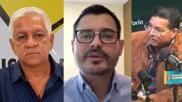 """""""Va y dice los disparates que Lúgaro y Natal le dicen que diga"""" Edwin Mundo responde a declaraciones del comisionado electoral de MVC"""