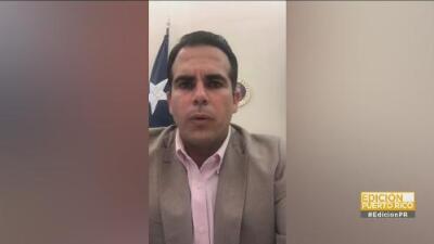 Rosselló reacciona a las declaraciones de Donald Trump en torno a la cifra de muertos a causa del Huracán María