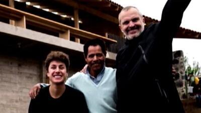 Juanpa Zurita agradece la gran labor de Miguel Bosé para ayudar a las víctimas del terremoto en México