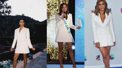 Look de la semana: Danna García, Salma Hayek y Maribel Guardia ¿quién vistió mejor?