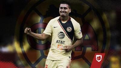 ¡Bombazo! Nico Castillo es refuerzo del América y firmó por cuatro años