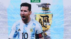 Chile, el primer escollo: Messi y el reto de alzar la Copa América