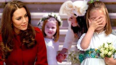 Kate Middleton revela lo que enfrenta con el cabello de Charlotte (y que toda madre y padre padece con sus hijas)