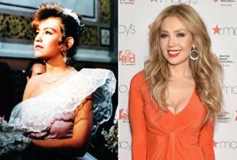 Thalía no olvida sus inicios en las telenovelas ¡recuerda su trayectoria!