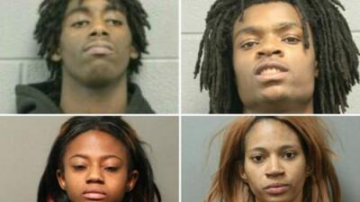 Fijan fianza de 900,000 dólares a uno de los principales acusados de un crimen de odio en Chicago