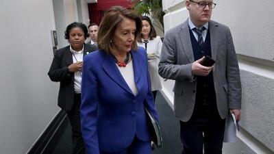 La Cámara de Representantes aprueba resolución para anular la declaración de emergencia de Trump