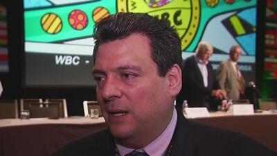 Mauricio Sulaimán fue reelecto presidente del Consejo Mundial de Boxeo hasta el 2020