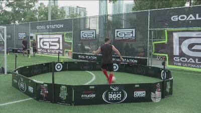 RD-Tech: Goal Station, el campus de alto rendimiento para mejorar la definición, los regates y el estado físico