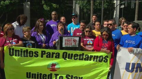 Organizadores esperan una mayor participación en la 'Marcha del Primero de Mayo'