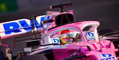 Sergio Pérez saldrá en los últimos puestos del GP de Abu Dabi