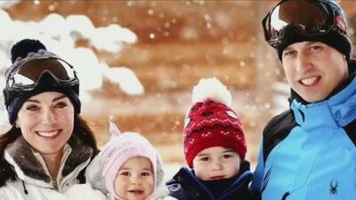 Es niño: ya nació el tercer hijo de Kate Middleton y el príncipe William