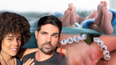 """""""Respirar familia"""": es lo que harán Ferdinando Valencia y Brenda tras la muerte de Dante"""