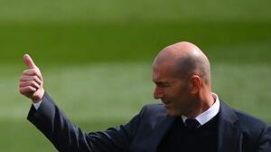Zidane es muy positivo rumbo al duelo ante Liverpool en Champions